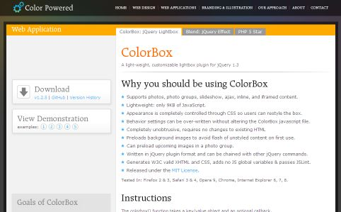 colorbox-customizable-lightbox-plugin-for-jquery