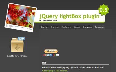 jquery-lightbox-plugin
